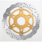 Front SD System Pro-Lite Contour Brake Rotor - MD3089XC