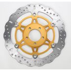 Front SD System Pro-Lite Contour Brake Rotor - MD4012XC