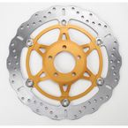 Front SD System Pro-Lite Contour Brake Rotor - MD4022XC