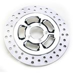 11.5 Inch Nitro Floating Two-Piece Brake Rotor - ZSS11592C-LF2K
