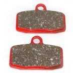 Front Sport Carbon X Brake Pads - FA612X