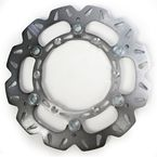Front Stainless CX Extreme Vee Brake Rotor - MD6356CX