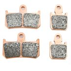 GPFAX Sintered Road Race Brake Pads  - GPFAX4424HH