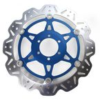 Blue Vee Series Brake Rotor - VR614BLU