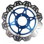 Blue Vee Series Brake Rotor - VR622BLU