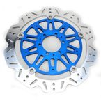 Blue Vee Series Brake Rotor - VR624BLU