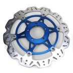 Blue Vee Series Brake Rotor - VR694BLU