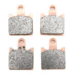 Superbike Sintered Brake Pads - 838SS