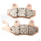 Sintered Brake Pads - 611VSR