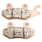 Sintered Brake Pads - 633VSR