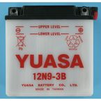 Conventional 12-Volt Battery - 12N9-3B