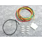 Regulator/Rectifier Wiring Harness Connector Kit - 11-104