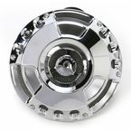 Chrome Deep Cut Billet Horn Kit - 70-201