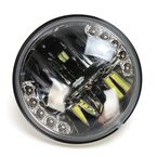5 3/4 in. Phase 3 LED Headlight - 1116-0201