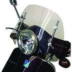6 in. Clear Scooter Windshield - 0700-1006