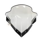 17 1/2 in. Smoke Windshield - 450-188