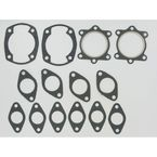 2 Cylinder Full Top Engine Gasket Set - 710063B