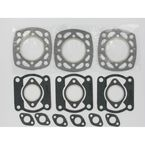 Engine Full Top Gasket Set/3 Cylinder - 710175