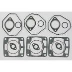 3 Cylinder Full Top Engine Gasket Set - 710206