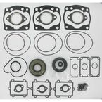 3 Cylinder Complete Engine Gasket Set - 711216