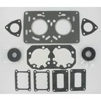 2 Cylinder Complete Engine Gasket Set - 711051
