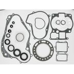 Complete Gasket Set with Oil Seals - M811823