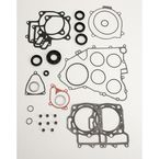 Complete Gasket Set with Oil Seals - 0934-0428