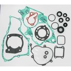 Complete Gasket Set With Oil Seals - 0934-0447