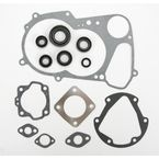 Complete Gasket Set With Oil Seals - 0934-0485