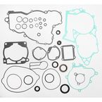 Complete Gasket Set with Oil Seals - 0934-1695