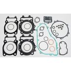 Complete Gasket Set w/Oil Seals - 0934-2085