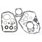 Complete Gasket Kit w/Oil Seals - 0934-4586