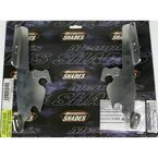 No-Tool Trigger-Lock Hardware Kit to Change from Sportshield to Fats/Slim - Plates Only - 2321-0033