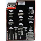 Complete Stock Hardware Kits - 8302CAD