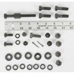 Parkerized Transmission Mounting Hardware Kit - 9695-26