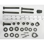 Parkerized Motor Mount Bolt Kit - 9627-19