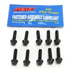 Black 12 Point Oil Pump Bolt Kit (10/pk) - 8021