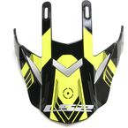Black/Hi-Vis Yellow Visor for Pioneer Trigger Helmets - 02-925
