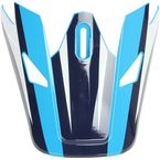 Visor for Navy/Blue Sector Ricochet Helmet - 0132-1132