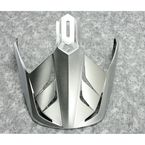 Silver Visor for HJC DS-X1 Helmets - 510-579