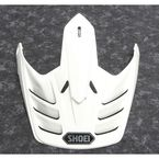 White Visor for Hornet X2 Helmet - 0224-6001-09