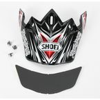 Visor for Shoei VFX-W Dub Helmet - 0245-6069-01