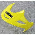 Hi-Vis Yellow Visor for AFX FX-50 Helmets - 0132-0557