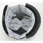 White Alliance Helmet Liner - 0134-1269
