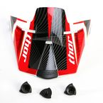 Visor Kit for Youth Quadrant Spiral Helmet - 0132-0627