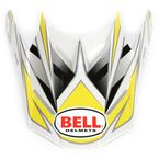 Silver/Yellow/Black Visor for SX-1 Switch Helmet - 2036798
