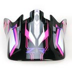 Pink Roost Launch Visor - 0132-0757