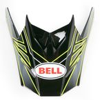 Black/Yellow/White SX-1 Sonic Visor - 8005618