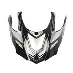 Black Multi FX-55 Visor - 0132-0864