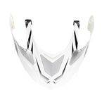 White Multi FX-55 Visor - 0132-0867